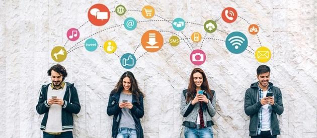 social media shering